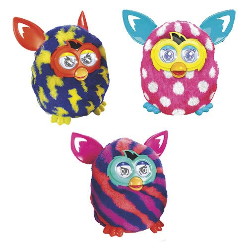 Furby Boom! Sunny Assortment Wave 2 Case