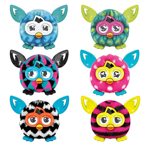 Furby Furblings Case Wave 1
