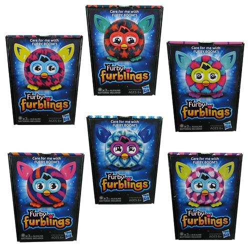 Furby Furblings Case Wave 2