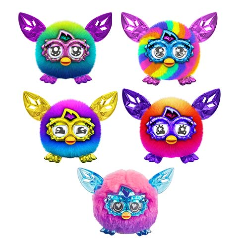 Furby Furblings Case Wave 3