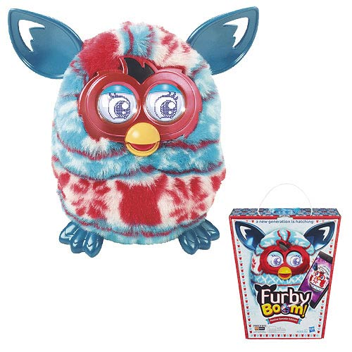 Furby Boom! Festive Sweater Electronic Plush Toy