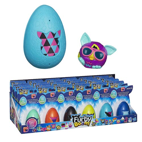 Furby Boom! Surprise Eggs Wave 1 Case