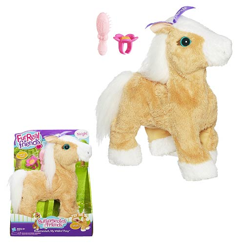 Furreal Friends Butterscotch My Walking Pony