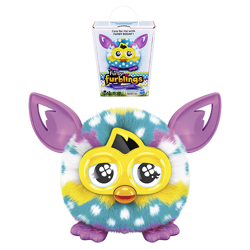 Furby Furblings Easter Furbling Plush Electronic Toy