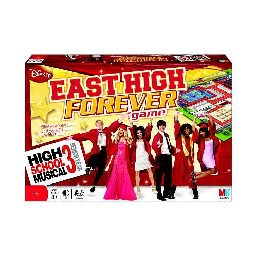 High School Musical East High Forever Game