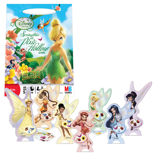 Disney Fairies Springtime In Pixie Hollow Game