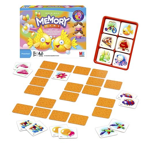 The Original Memory Game
