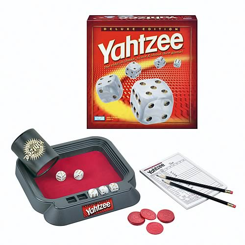 Yahtzee Deluxe Game