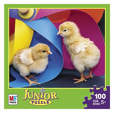 Junior Jigsaw Puzzle - 100 Pieces