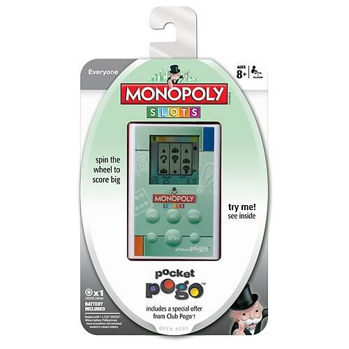 Monopoly Slots Pocket Pogo Game