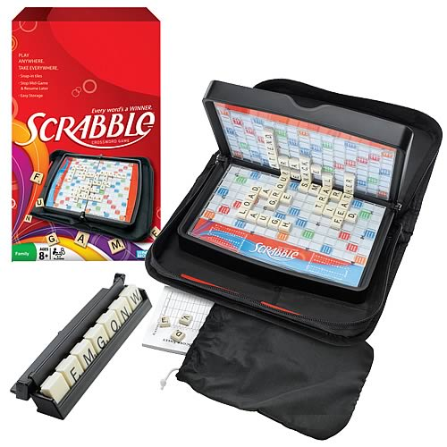 Scrabble Folio Edition Game