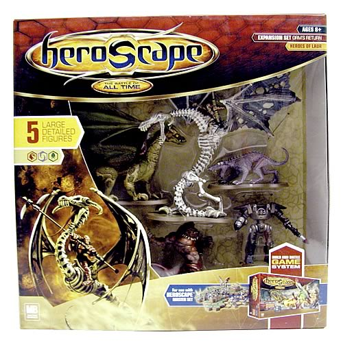 HeroScape Large Expansion Hero Pack
