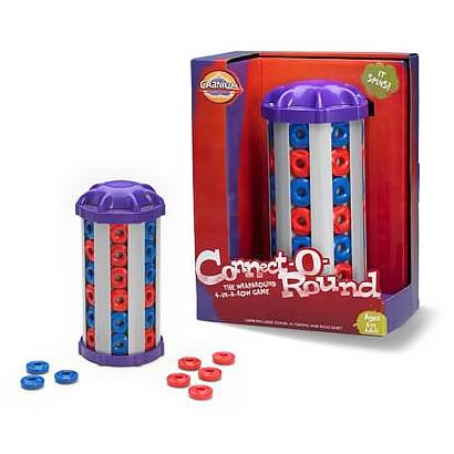 Cranium Connect-O-Round Game