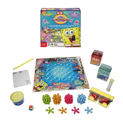 SpongeBob SquarePants Cranium Cadoo Game