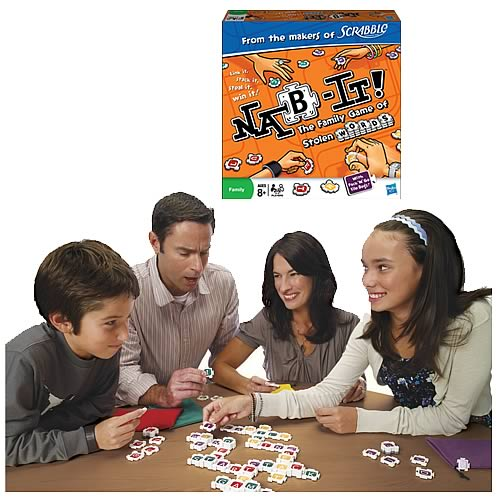 Nab It Game