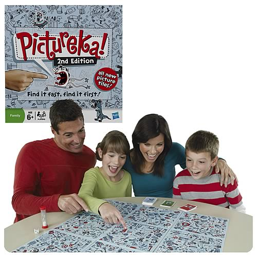 Pictureka Second Edition Game