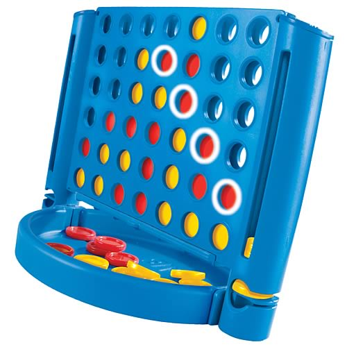 Connect 4 Fun On the Run Travel Game
