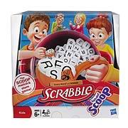 Scrabble Alphabet Scoop Game