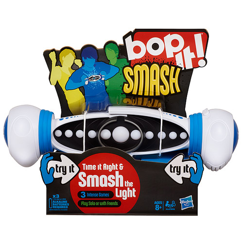 Bop It Smash Game