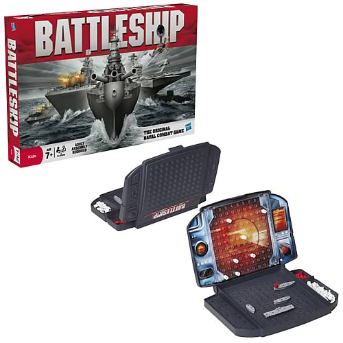 Battleship  Game, Not Mint
