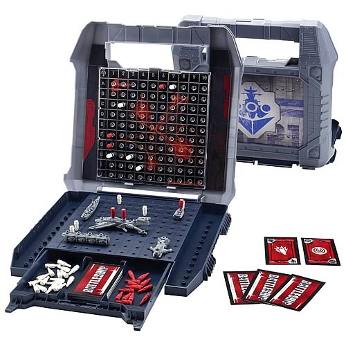 Battleship Movie Edition Hardcase Game