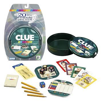 Clue Express Game