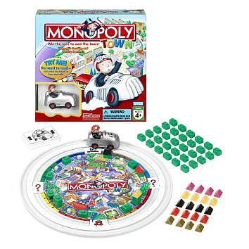 Monopoly Town Game