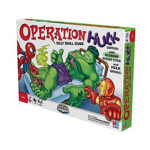 Operation Hulk Game