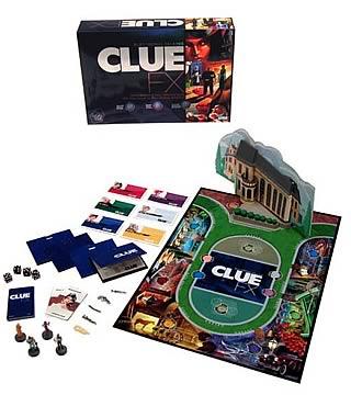 Clue FX Game