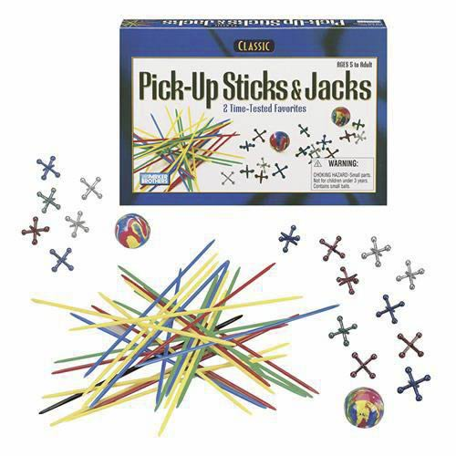 Classic Pick-up Sticks/Jacks