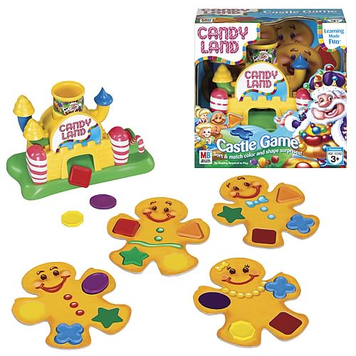 Candyland Castle Game