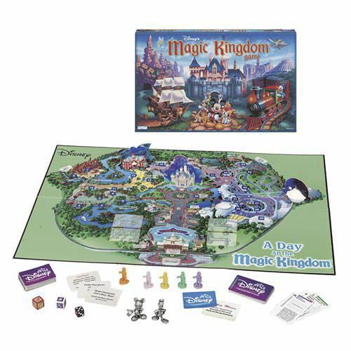 Disney Magic Kingdom Game
