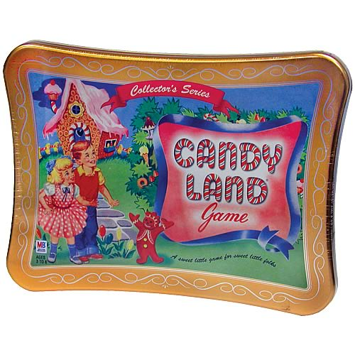 Candy Land Collector's Tin