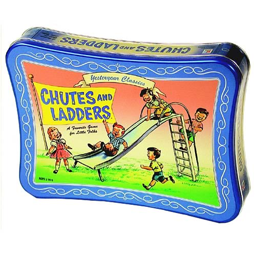Chutes & Ladders Collector's Tin