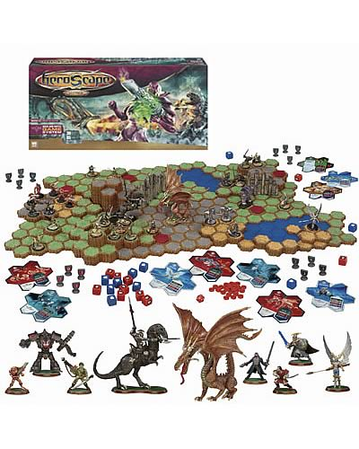 HeroScape Game System Master Set