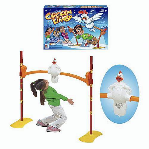 Chicken Limbo Game