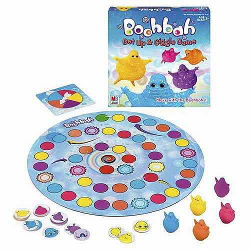 Boohbah Get Up and Giggle Game