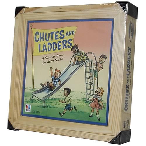Chutes & Ladders Nostalgia Series Edition