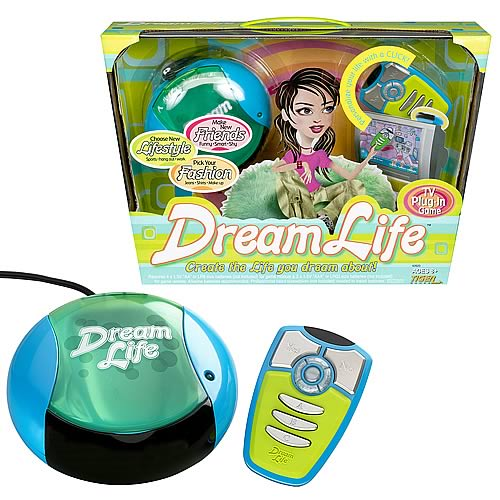 Dream Life TV Plug-In Game