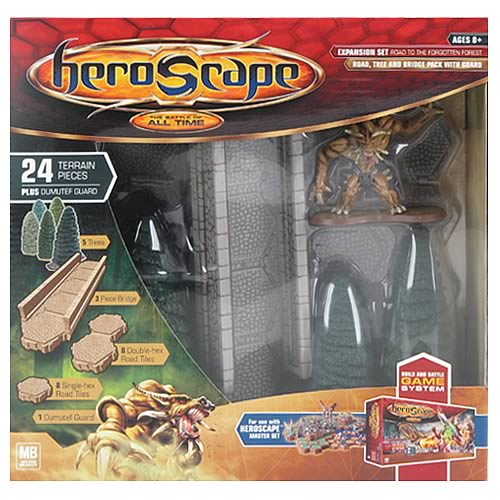 HeroScape Special Terrain Large Expansion Set
