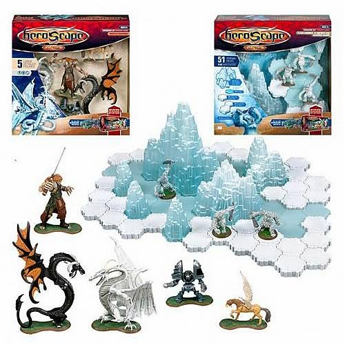 HeroScape Large Expansion Set Wave 2
