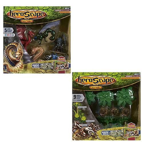 HeroScape Large Expansion Set Wave 3