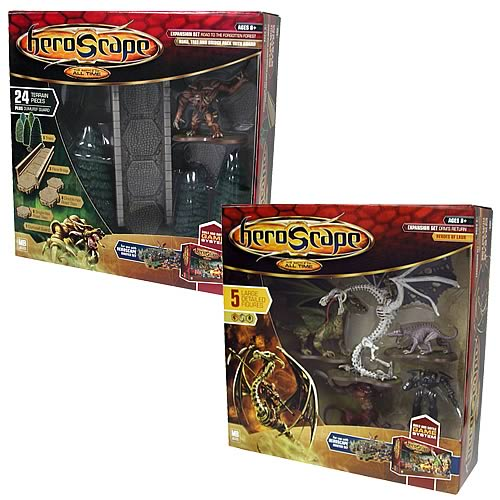 HeroScape Large Expansion Set Wave 1