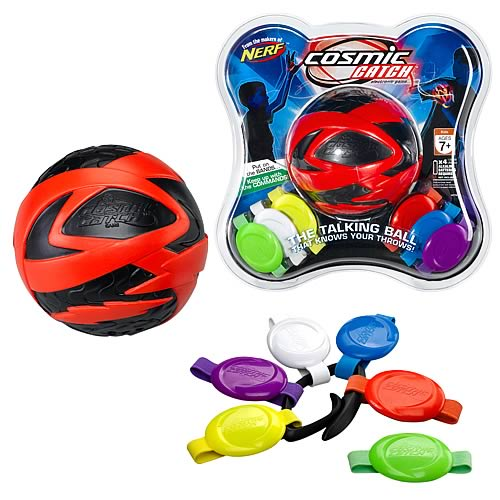 Nerf Cosmic Catch Game