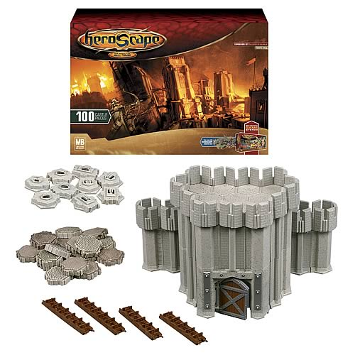 HeroScape Game System Castle Pack Expansion Set