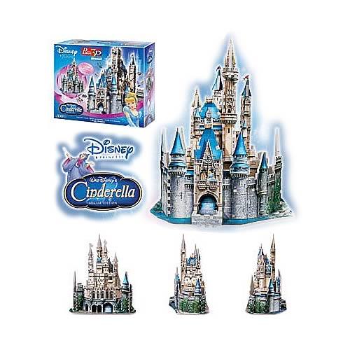 Puzz 3D Cinderella's Castle