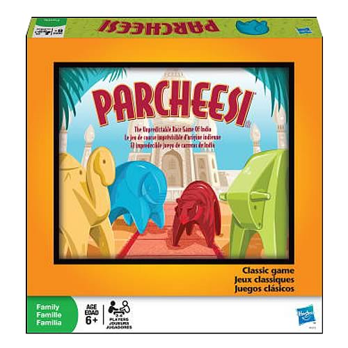 Parcheesi Game