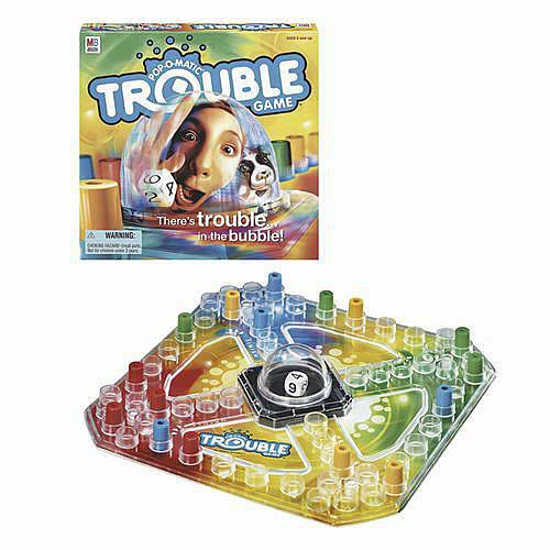 Popomatic Trouble Game