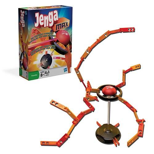 Jenga Max Game