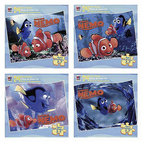 Finding Nemo Puzzle - 24 Pieces